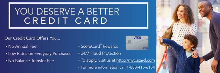 EZ Card Credit Application